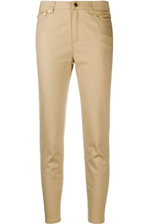 Michael Kors Damen High Waisted - Mid-rise skinny jeans