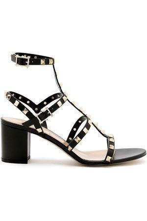VALENTINO GARAVANI Damen Sandalen - Rockstud strappy sandals