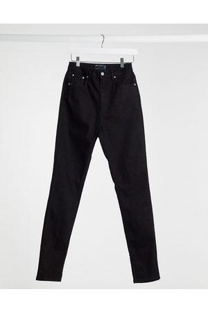 ASOS ASOS DESIGN Tall hourglass high rise farleigh 'slim' mom jeans in