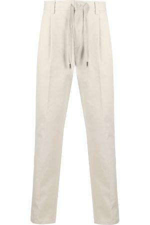 Dolce & Gabbana Herren Chinos - Drawstring chino trousers