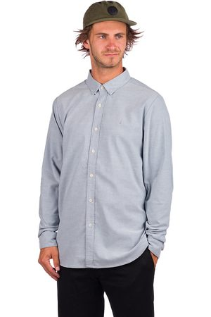 Volcom Herren Business - Oxford Stretch Shirt