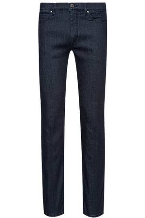 HUGO Herren Slim - Slim-Fit Jeans aus Stretch-Denim