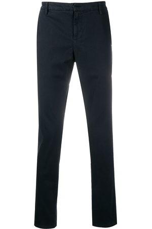 Dondup Herren Chinos - Straight-leg cotton chinos