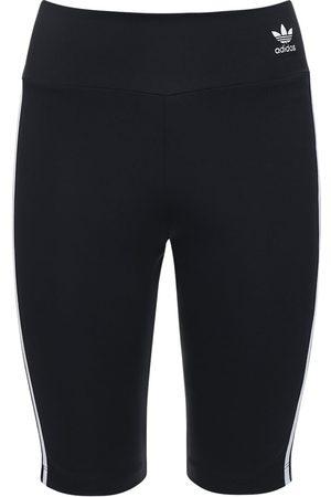 adidas Shorts Mit Hohem Bund