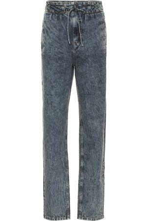 Isabel Marant High-Rise Boyfriend Jeans Uduard
