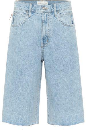 SLVRLAKE High-Rise Jeansshorts