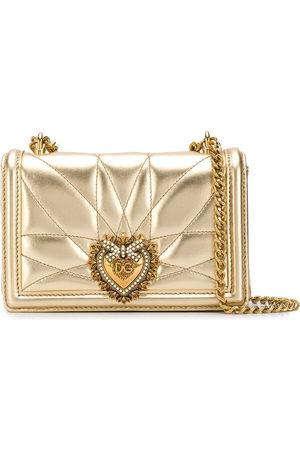 Dolce & Gabbana Heart logo crossbody bag
