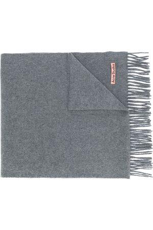 Acne Studios Canada Nr New fringed scarf