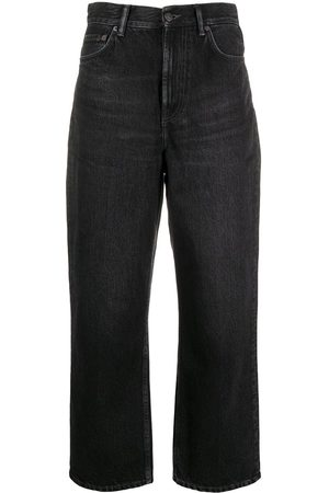 Acne Studios 1993 tapered high-waisted jeans