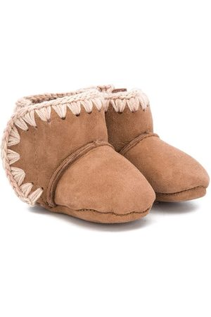 Mou Kids Shearling snow boots