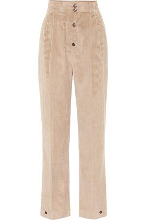 Etro Hose aus Baumwollcord