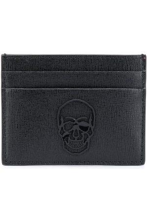 Philipp Plein Skull plaque cardholder