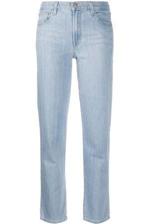J Brand Adele slim-fit jeans