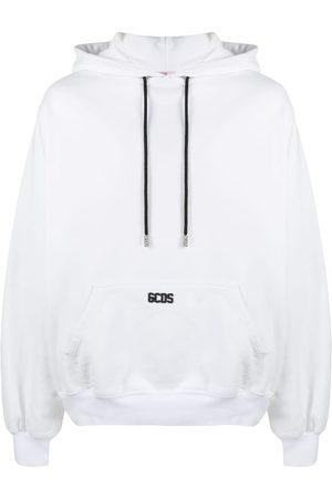 GCDS Maxi logo hoodie