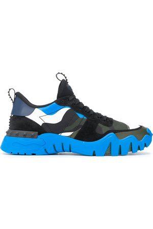 VALENTINO GARAVANI Camouflage Rockrunner Plus sneakers