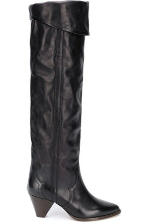 Isabel Marant Damen Hohe Stiefel - Remko over-the-knee boots