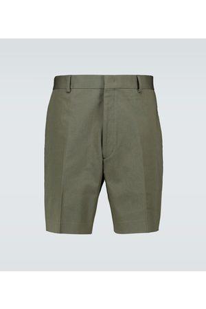 Fendi Shorts aus Stretch-Baumwolle