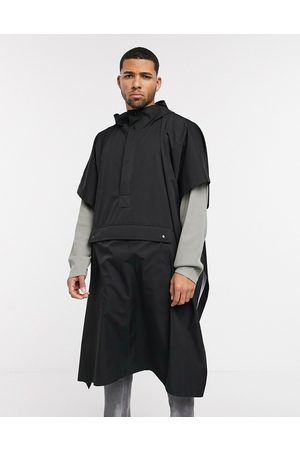 ASOS Water resistant poncho in