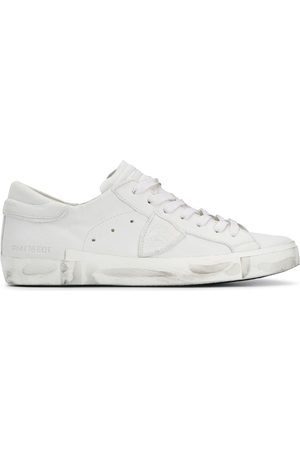 Philippe model Prsx distressed sneakers