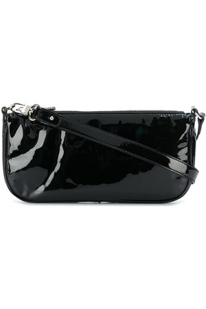 By Far Patent leather shoulder bag