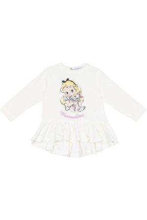 MONNALISA X Disney® Baby Bedrucktes Longsleeve aus Baumwolle