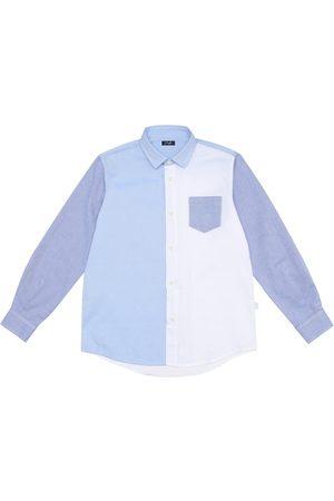 Il gufo Hemd aus Baumwolle