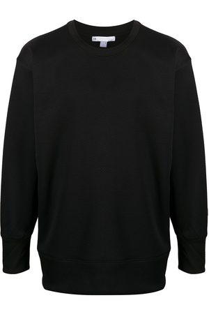 Y-3 Rear logo print sweatshirt