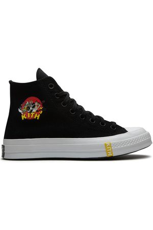 """Converse X Kith """"Looney Toons"""" Chuck 70 sneakers"""