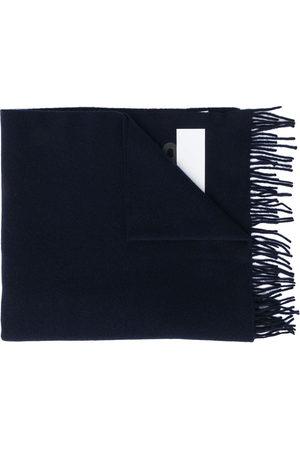 Moncler Herren Schals - Graphic logo print scarf