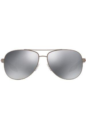 Prada Prada Linea Rossa aviator-frame sunglasses