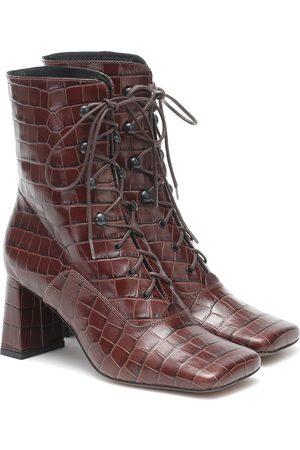 By Far Ankle Boots Claude aus Leder
