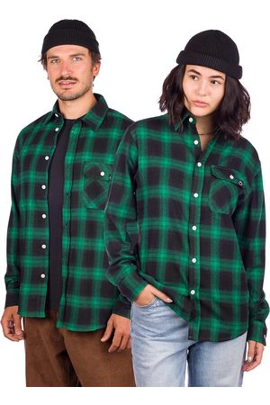Blue Tomato Plaid Flannel Shirt
