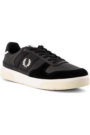 Fred Perry Schuhe B300 Leather/Poly B7123/102