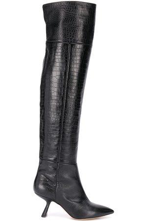 Nicholas Kirkwood Damen Hohe Stiefel - LEXI over the knee boots