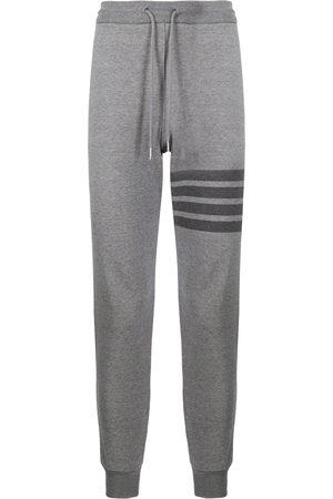 Thom Browne Striped cotton sweatpants