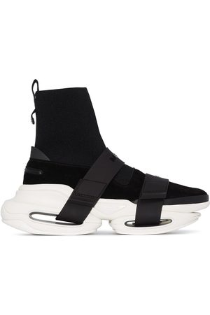 Balmain BBold high-top sneakers