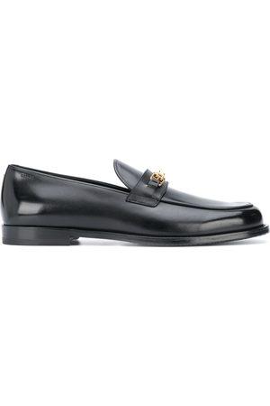 Bally B-detail loafers