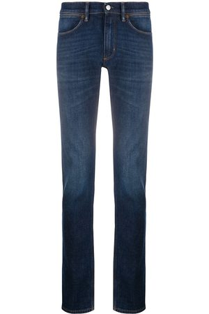 Acne Studios Max slim-fit mid-rise jeans