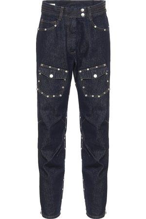 DRIES VAN NOTEN Verzierte Jeans