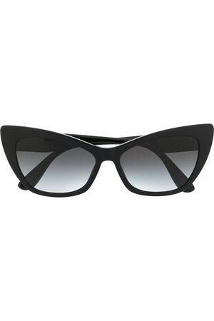 Dolce & Gabbana Cat eye-frame sunglasses