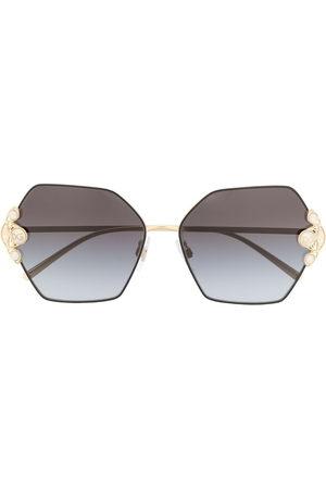 Dolce & Gabbana DG2253H geometric-frame sunglasses