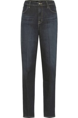 J Brand High-Rise Jeans Mia