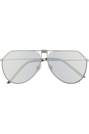 Dolce & Gabbana DG2248 aviator-frame sunglasses