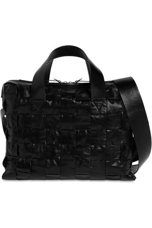 "Bottega Veneta Die Aktentasche Aus Leder ""the Cassette"""