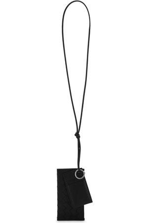 Bottega Veneta Medium Brieftasche Aus Intrecciato-leder