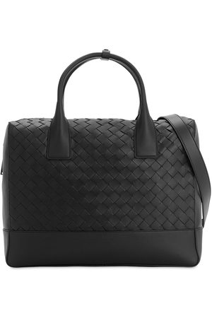 "Bottega Veneta Aktentasche Aus Intreciato-leder ""new"""