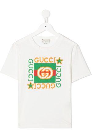 Gucci Logo-print short-sleeve T-shirt
