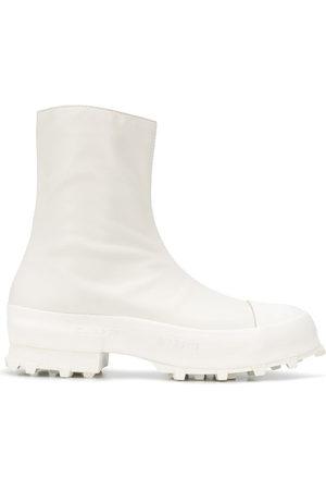 Camper Lab Damen Stiefeletten - Traktori zipped ankle boots