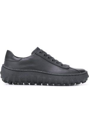 CamperLab Damen Schnürschuhe - Platform sole lace-up sneakers