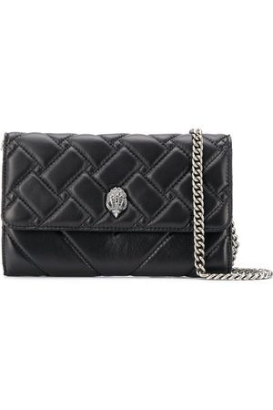 Kurt Geiger London Damen Umhängetaschen - Kensington quilted crossbody bag